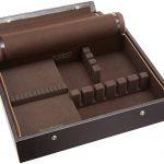 Reed-Barton-Marlborough-511-Brown-leatherette-Flatware-Chest-0-1