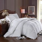 Royal-Hotels-300-Thread-Count-Goose-Down-Alternative-Comforter-100-Cotton-300-TC-750FP-Solid-White-0-0