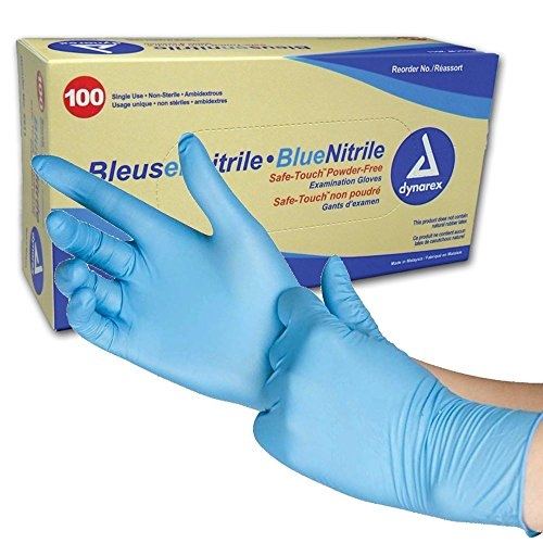 Safe-Touch-Non-Sterile-Blue-Nitrile-Exam-Gloves-Non-Latex-Large-Powder-Free-Case-of-1000-0