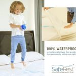 SafeRest-Premium-Zippered-Mattress-Encasement-Lab-Tested-Bed-Bug-Proof-Dust-Mite-Proof-and-Waterproof-Breathable-Noiseless-and-Vinyl-Free-0-0