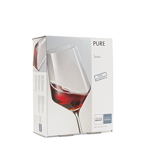 Schott-Zwiesel-Tritan-Crystal-Glass-Pure-Barware-Collection-Stemless-Bordeaux-Red-Wine-Glass-185-Ounce-Set-of-6-0-0