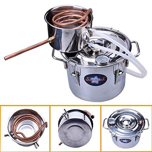 Seeutek-Copper-Alcohol-Moonshine-Ethanol-Still-Spirits-Stainless-Steel-Boiler-Water-Distiller-Wine-Making-Kit-0-1