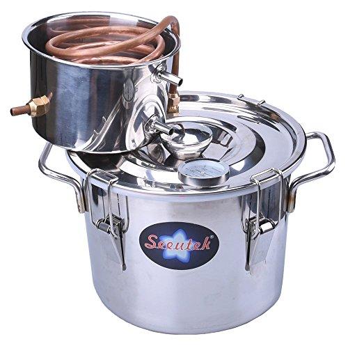 Seeutek-Copper-Alcohol-Moonshine-Ethanol-Still-Spirits-Stainless-Steel-Boiler-Water-Distiller-Wine-Making-Kit-0