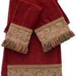 Sherry-Kline-Swirl-Paisley-3-Piece-Decorative-Towel-Set-Red-0