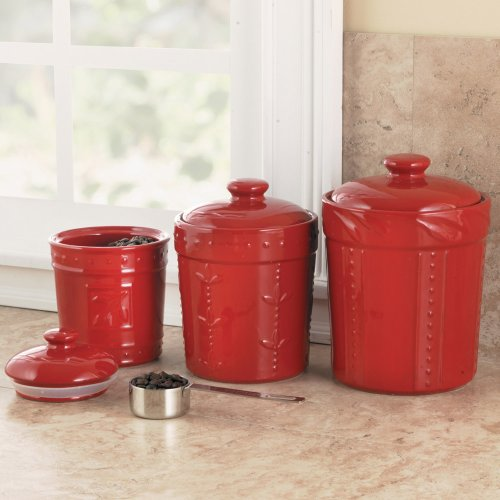 Signature-Housewares-Sorrento-Collection-Set-of-3-Canisters-0