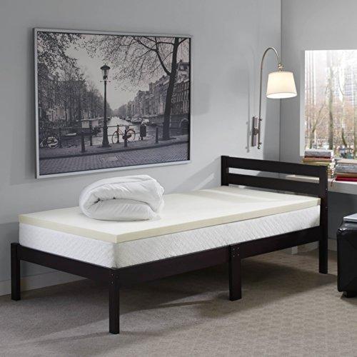 Sleep-Innovations-2-inch-Memory-Foam-Mattress-Topper-and-Waterproof-Mattress-Pad-Twin-XL-0-1