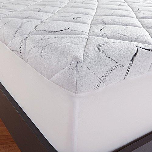 Sleep-Innovations-Instant-Pillow-Top-Memory-Foam-and-Fiber-Hybrid-Mattress-Topper-0-0
