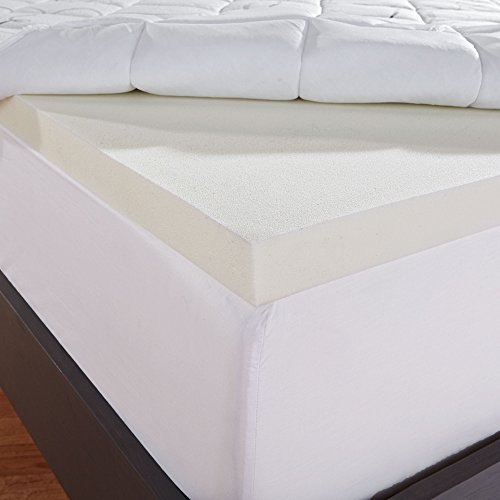 Sleep-Innovations-Instant-Pillow-Top-Memory-Foam-and-Fiber-Hybrid-Mattress-Topper-0-1