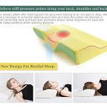 Sleep-Memory-Foam-Contour-Pillow-Therapeutic-Ergonomic-Design-for-Neck-Pain-Hypoallergenic-Washable-Fabric-Bamboo-Cover-King-Size-Bed-Pillow2441443-0-1