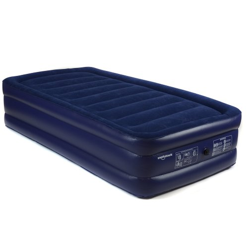 Smart-Air-Beds-Raised-Cross-Beam-Flocked-Inflatable-Mattress-with-AC-Pump-Bag-and-Patch-Kit-0