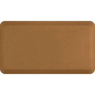 Smart-Step-Home-Collection-Fleur-de-Lys-Design-Mat-0