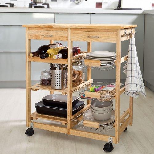 SoBuy-Kitchen-storage-trolley-cart-Kitchen-trolley-cart-0