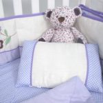 SoHo-Lavender-Flower-Garden-Baby-Crib-Nursery-Bedding-Set-13-pcs-included-Diaper-Bag-with-Changing-Pad-Bottle-Case-0-1