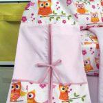SoHo-Pink-Dancing-Owl-Baby-Crib-Nursery-Bedding-Set-with-Diaper-bag-14-pcs-set-0-1