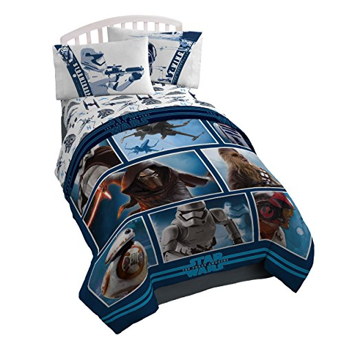 Star-Wars-Ep7-Live-Action-Blue-Twin-3-Piece-Sheet-Set-0-1