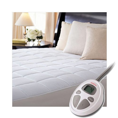 Sunbeam-CC7-Premium-Luxury-Quilted-Electric-Heated-Mattress-Pad-Twin-Full-Queen-King-0