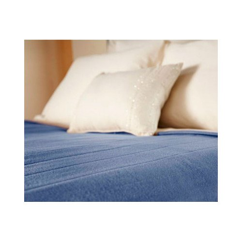 Sunbeam-Heated-Electric-Blanket-Royal-Dreams-Quilted-Fleece-Twin-Dusty-Blue-0-1