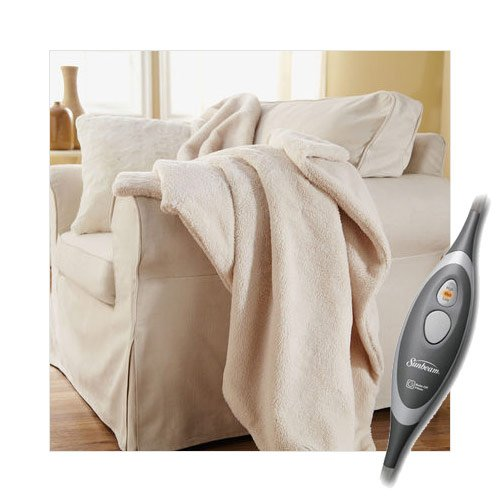Sunbeam-Oversized-Sherpa-Heated-Electric-Throw-Blanket-with-EliteStyle-Control-0-0
