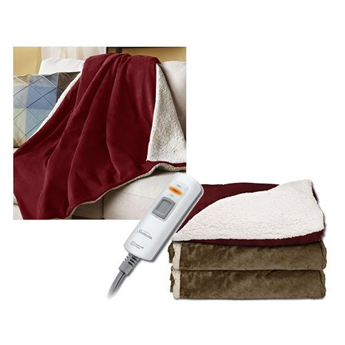 Sunbeam-Reversible-SherpaMink-Throw-Blanket-0