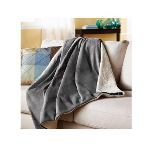 Sunbeam-Sherpa-Imperial-Plush-Electric-Heated-Throw-Blankets-Assorted-Colors-0-0