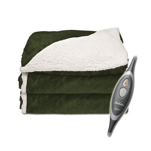 Sunbeam-Sherpa-RoyalMink-Electric-Heated-Throw-Blanket-Assorted-Colors-0-0