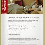 Sunbeam-Velvet-Soft-Plush-Heated-Throw-Blanket-Various-Colors-Size-50-x-60-3-Heat-Setting-Remote-Control-Auto-Off-Cocoa-BeigeTanBrown-0-0