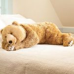 Super-Soft-Bear-Hug-Body-Pillow-with-Realistic-Features-0