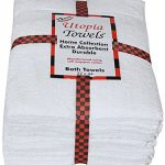 Super-Soft-Cotton-Bath-Towels-Easy-Care-Ringspun-Cotton-for-Maximum-Softness-and-Absorbency-12-Pack-22-x-44-Inch-by-Utopia-Towels-0-0