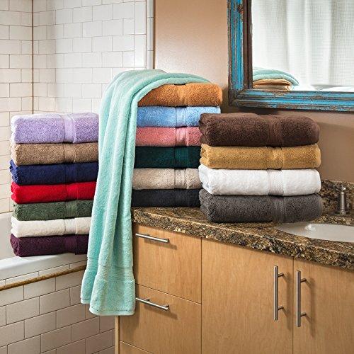 Superior-900-Gram-100-Premium-Long-Staple-Combed-Cotton-6-Piece-Towel-Set-Black-0