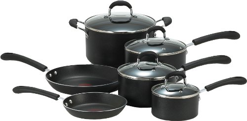 T-fal-C515SC-Professional-Total-Nonstick-Thermo-Spot-Heat-Indicator-Induction-Base-Cookware-Set-12-Piece-Black-0