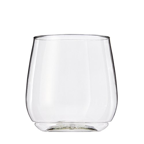 TOSSWARE-Shatterproof-Whiskey-Cocktail-Glass-BPA-Free-Upscale-RecyclableDisposable-Plastic-Tumbler-Jrs-0-0