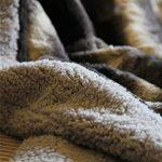 Tache-Brown-Striped-Faux-Fur-Throw-Blanket-0-1