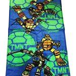 Teenage-Mutant-Ninja-Turtle-Towel-Set-with-Bath-Towel-Hand-Towel-and-6-Wash-Cloths-0-1