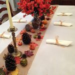 Thanksgiving-Tablecloth-Napkins-and-Fall-Decor-Setting-Set-Includes-Ivory-Linens-Natural-Burlap-Runner-0-1