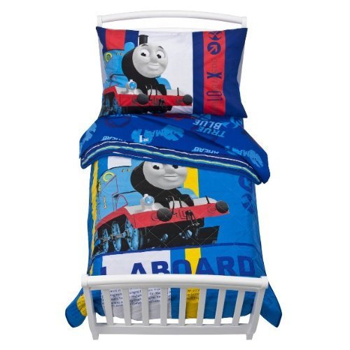 Thomas-the-Tank-Toddler-Bed-Set-0