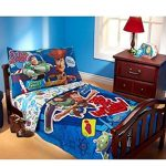 Toy-Story-Fly-to-Infinity-4-Piece-Toddler-Bedding-Set-0