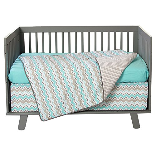 Trend-LabSeashore-Waves-3-Piece-Crib-Bedding-Set-0