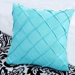 Trendy-Damask-Black-White-Teal-6-Pc-Girl-Comforter-SUPERSET-2-Shams-2-Decorative-Pillows-Home-Style-Brand-Sleep-Mask-Bedding-Set-0-1