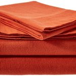 Tribeca-Living-Luxury-Solid-Flannel-Deep-Pocket-Sheet-Set-King-Coral-0