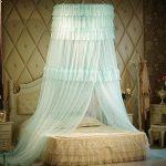 Triple-Lace-Ruffle-Princess-Bed-Canopy-0-0