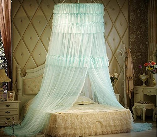 Triple-Lace-Ruffle-Princess-Bed-Canopy-0-0