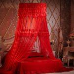 Triple-Lace-Ruffle-Princess-Bed-Canopy-0-1