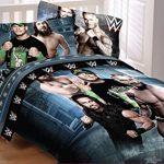 WWE-Bed-Comforter-Industrial-Strength-Wrestling-Bedding-0-0