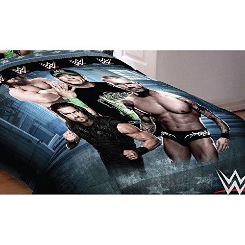 WWE-Bed-Comforter-Industrial-Strength-Wrestling-Bedding-0