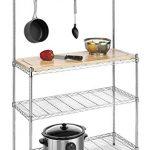 Whitmor-6054-268-Supreme-Bakers-Rack-Chrome-and-Wood-0