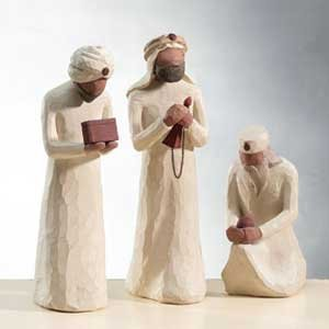 Willow-Tree-10-Piece-Starter-Nativity-Set-By-Susan-Lordi-with-Go-Green-Compressed-Bamboo-Towels-0-1