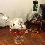 Wine-Savant-Whisky-Wine-Sail-Ship-Etched-Globe-Spirits-Decanter-0-0