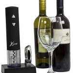 Xtrend-Rechargeable-Electric-Wine-Bottle-Opener-Premium-Opener-with-Foil-Cutter-and-Charger-Perfect-GIFT-For-ANY-Occasion-0-0