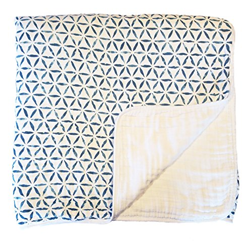 Yes-Adult-Baby-Blanket-4-Layer-Cotton-Muslin-Quilt-queen-size-blanket-94×94-adult-size-muslin-quilt-swaddle-style-blanket-0-0