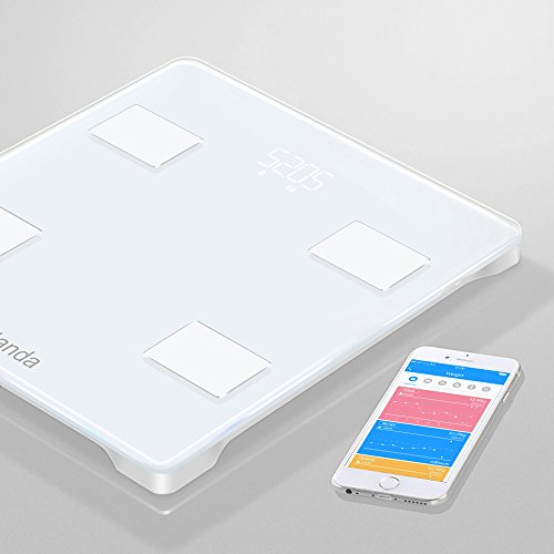 Yolanda-Precision-Smart-Body-Scale-Bluetooth-Tracks-BMI-BMR-Bone-Mass-Fat-Monitor-Scale-with-Smartphone-App-Body-Scale-Analyzer-0-0